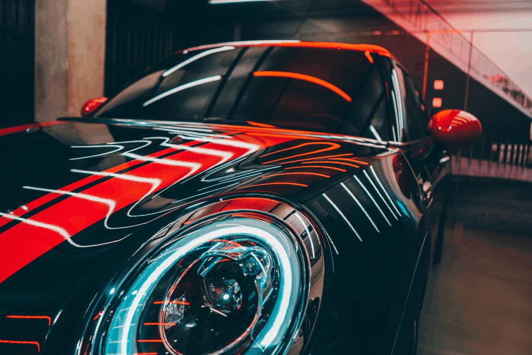 Moteur asynchrone voiture électrique